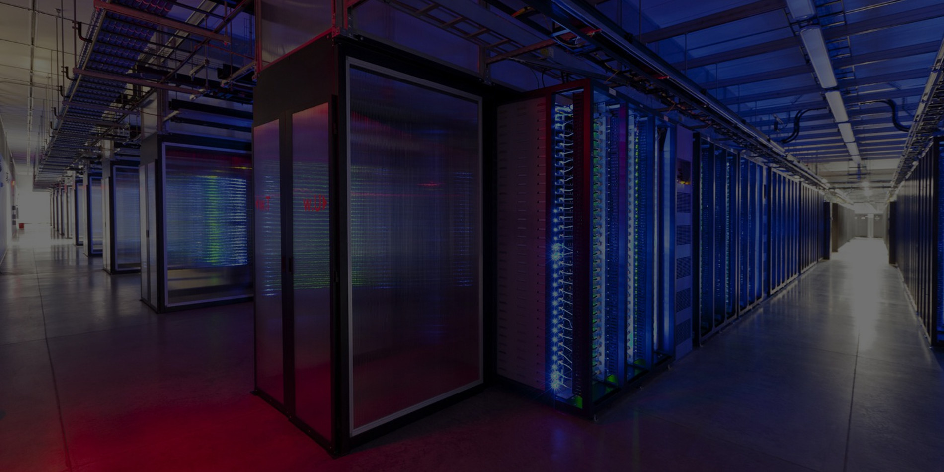 Large Data Center Image